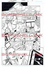 DC DOOM PATROL #7 Page 4 Original Art By Cliff Richards