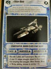 Star Wars CCG Reflections II Pulsar Skate NrMInt-MINT SWCCG