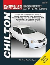 Repair Manual Chilton 20321