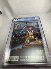 THE STAR WARS #1 — CGC 9.8 — Midtown Comics Edition —Dark Horse 2013