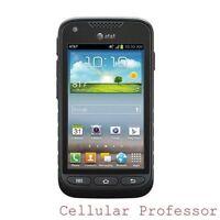 Samsung Galaxy Rugby Pro I547 - Black (Unlocked - AT&T) Smartphone