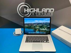 Apple MacBook Pro 15   CORE i7   1TB SSD   16GB   WARRANTY OS-2020 RETINA GRAY