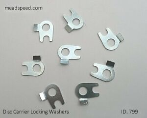 Disc Carrier Tab Washer, 90215-06106, 306-25834-00, RD250, TZ350, TZ750, XS650