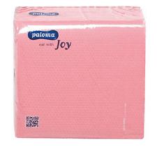100 x Pink Napkins Serviettes 1 Ply 33cm x 33cm Cheap!