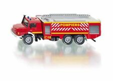 2109 Siku 1:50 Mercedes Zetros Pompiers Feuerwehr FR