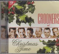 CROONERS AT CHRISTMAS TIME - VARIOUS ARTISTS - 2 CD's