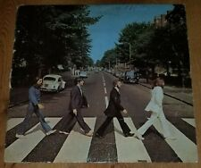 THE BEATLES LP The Beatles Abbey Road APPLE RECORDS Stereo SO-383