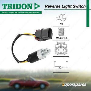 Tridon Reverse Light Switch for Nissan NX Pathfinder D21 Patrol G60 MQ GQ GU
