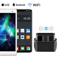 OBD2 Car Engine Diagnostic Scanner w. WiFi for Android/iOS