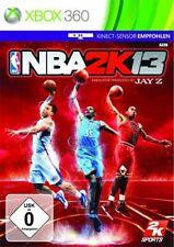 Microsoft Xbox 360 game - NBA 2K13 boxed