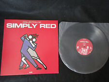 Simply Red Collection of Japan Promo only Sampler Vinyl LP Mick Hucknall