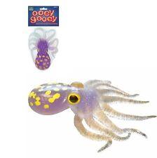 Purple Ooey Gooey Octopus Squishy Squeezable Tactile Fidget
