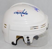 Alexander Ovechkin Autographed Washington Capitals Mini Helmet-JSA Witness Auth