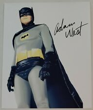New ListingAdam West - Hand Signed 8x10 - Autographed Photo - Hologram coa