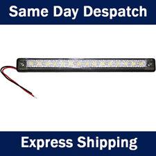 LED Strip Light Surface Mounted Waterproof Boat Caravan 15 LEDs 12 Volt Ip67