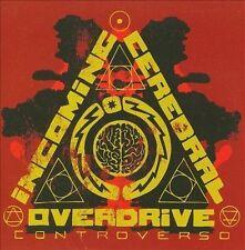 INCOMING CEREBRAL OVERDRIVE - Controverso (CD, 2009, Digipak) Metalcore, NEW