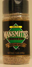 Mansmith's Gourmet Grilling Spice