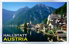 AUSTRIA HALLSTATT FRIDGE MAGNET SOUVENIR IMAN NEVERA
