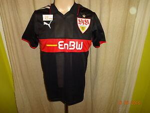 """VfB Stuttgart Original Puma Ausweich Trikot 2009/10 """"EnBW"""" Gr.S- M Neu"""