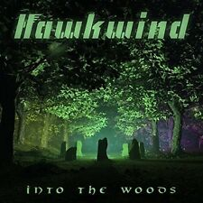 Into The Woods - Hawkwind (2017, CD NEUF)