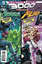 Justice League 3000 #9 Oct/2014 - Green Lantern / Flash