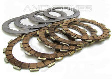 Clutch Plates Cork Metal Friction Plate Kit for Aprilia RS4-125 RS4 125 125cc