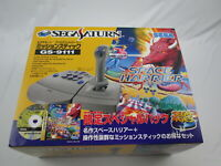 Mission Stick with Space Harrier Japan Ver Sega Saturn