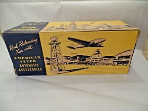 Empty Box/Insert for Gilbert American Flyer S Gauge 769 Aircraft Beacon