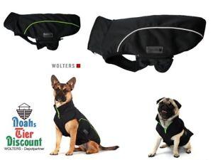 Wolters Softshell Hundejacke Basic Hunde Regen Mantel winddicht atmungsaktiv