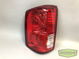 Chevrolet Silverado 2016 2017 2018 LH Left LED Tail Light OEM 84066478 NEW