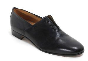 Herrenschuhe Halbschuhe Schnürschuhe Vintage Knöchelschuhe Business Capretto 41