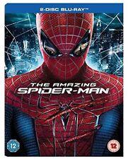 The Amazing Spider-Man (Blu-ray, 2012) - Starring Andrew Garfield