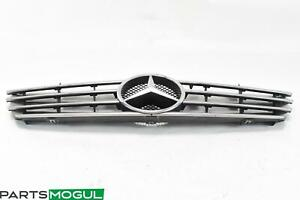 2000-2006 Mercedes W215 CL55 AMG Front Hood Radiator Grille Grill OEM