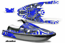 Jet Ski Kit Grafica Decalcomania per Yamaha Wave Runner III 3 650 90-96 Deaden U