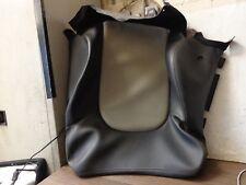 MERCEDES CLC CL203 FRONT SEAT BACKREST LEFT SIDE 2009-15 BLACK AND BEIGE