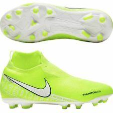 Nike Phantom Vision VSN Elite DF FG MG Soccer Cleats Ao3289-717 Youth Size 5