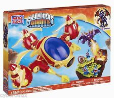 Mega Bloks Skylanders Arkeyan Copter Attack Toy Set 95418 Giants 138 pieces NEW