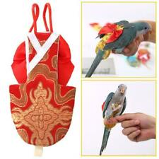 New listing Bird Diapers Parrot Flying Suit Chinese Traditional Costume Style for Parakeet
