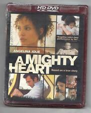 A Mighty Heart (HD DVD, 2007) * HD DVD compatible player only * Angelina Jolie