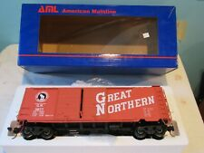 AML ACCUCRAFT G401-95 GREAT NORTHERN PS-1 CONVERTED BATTERY DOUBLE DOOR BOX CAR
