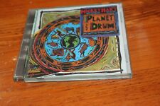 MICKEY HART - Planet Drum CD 1991 Ryko AU20 Edition MINT