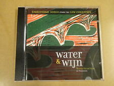 CD / WANNES VAN DE VELDE EN VRIENDEN - WATER & WIJN