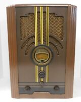 Antique Philco Radio Model 37-610B AM and Shortwave Tested and Working!