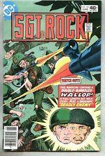 Sgt Rock #341-1980 fn- Sergeant Rock Joe Kubert