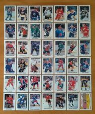 1987-88  OPC, O-PEE-CHEE  MINI LEADERS, SET OF 42 CARDS. GRETZKY, ROY, LEMIEUX