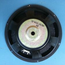 "12"", 4 ohmsб 120W woofer SP-WOO-JSUB9 from JVC power Subwoofer ,   w1t"