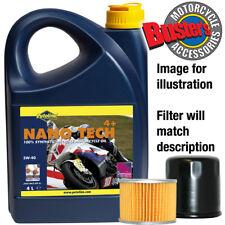 Gilera VX 125 Runner 2006 5w40 Oil & Filter Kit
