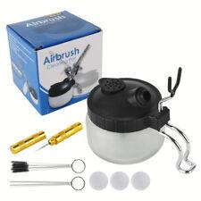 Airbrush Bürsten Nadel Reinigung Cleaning Pot Reinigungs Halter mit Viel Zubehör