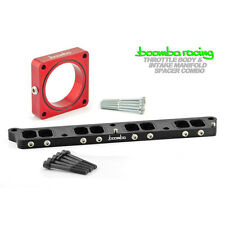 Boomba Focus RS/ST Mk3 Intake Manifold and Throttle Body Spacer Combo
