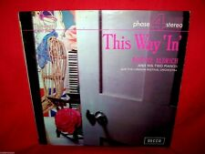 RONNIE ALDRICH This way in LP 1968 UK EX+ Phase 4 Bob Dylan Blowin in the wind